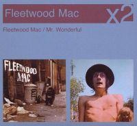 Cover Fleetwood Mac - Fleetwood Mac [1968] + Mr. Wonderful